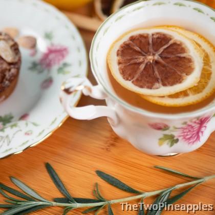 [Bulk Purchase] Citrus Fruit Tea with Detox properties 150g
