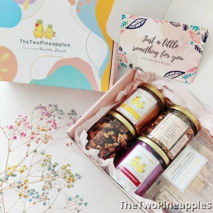 [Curated Gift] New Mum/ Breastfeeding Mum and Seniors