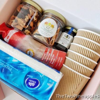 [Covid Quarantine Kit for Self Protection] Self Quarantine Care Kit